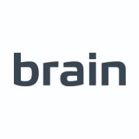 Логотип -  Brain - компьютеры и гаджеты в Одессе