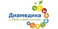 Логотип - Альфа медтехникаWord ( Диамедика ), магазин медтехники
