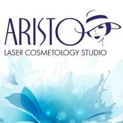 Логотип - Аристо, студия лазерной косметологии