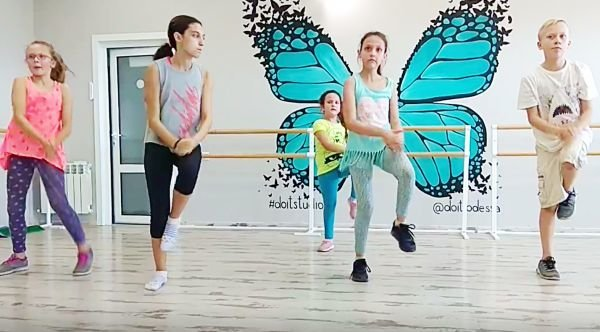 хип-хоп танцы одесса аркадия