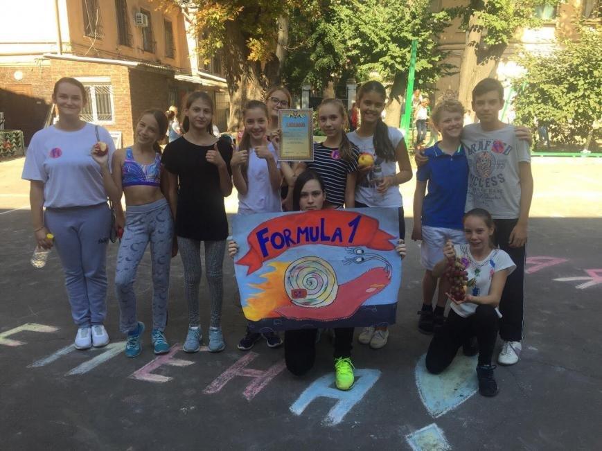 Победители спортивного праздника 2017/2018 учебного года 7 КЛАСС