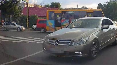 В аварии со сбитым пешеходом в Одессе у полиции и очевидцев разные вер