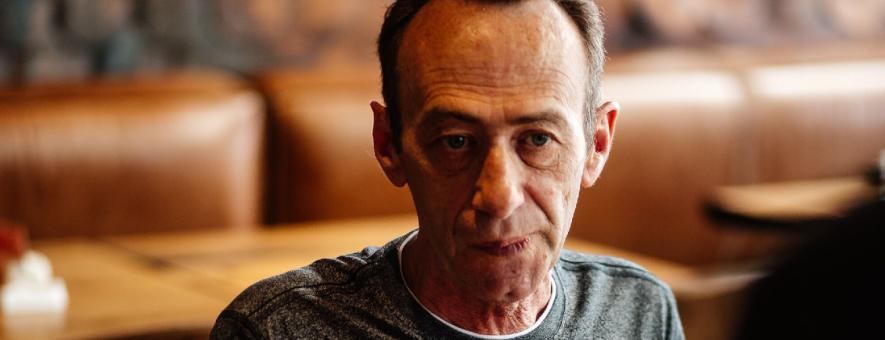 Яков Гопп: То, что я умер — это обалденная история, - ФОТО
