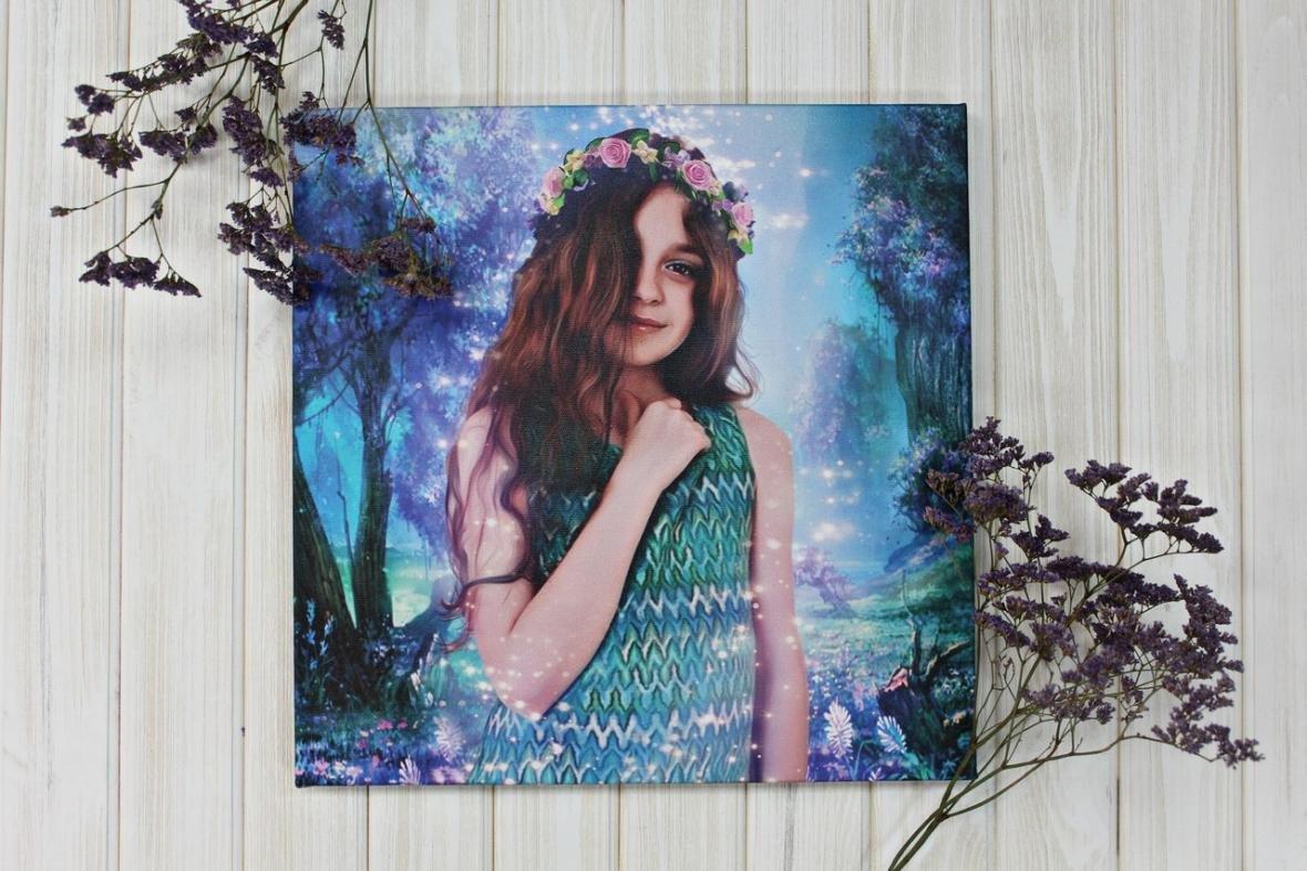 Поп-арт портрет- подарок года, фото-2