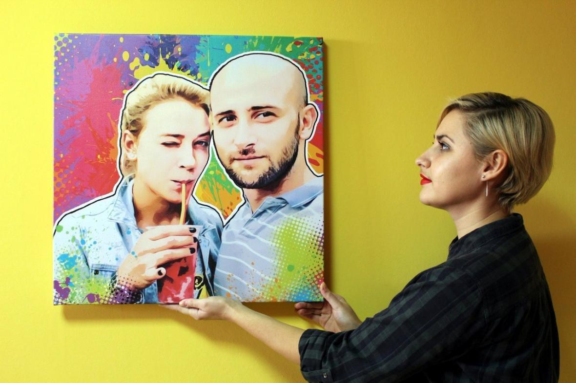 Украинские женщины получают оригинальные подарки, фото-2