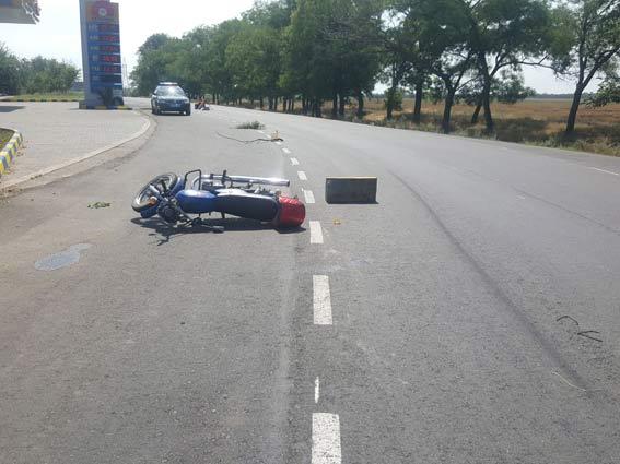 В Одесской области разбился мотоциклист (ФОТО), фото-2