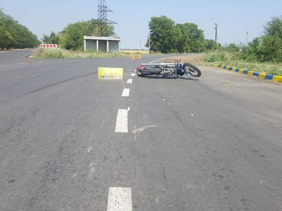 В Одесской области разбился мотоциклист (ФОТО), фото-1