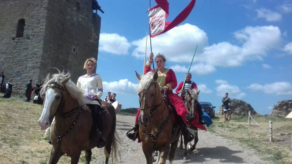 В старинной крепости под Одессой рубились могучие воины (ФОТО, ВИДЕО), фото-11