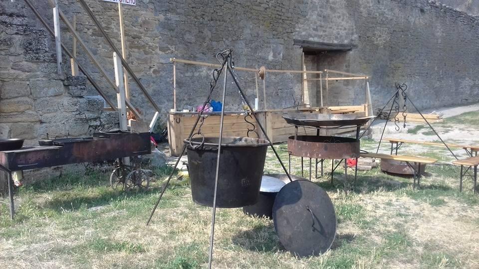 В старинной крепости под Одессой рубились могучие воины (ФОТО, ВИДЕО), фото-3