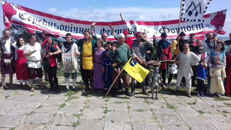 В старинной крепости под Одессой рубились могучие воины (ФОТО, ВИДЕО), фото-1