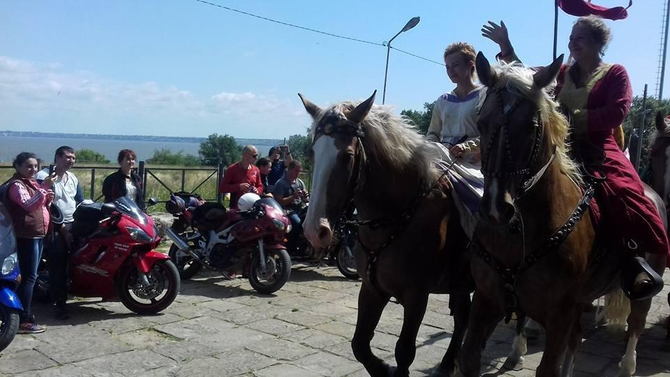 В старинной крепости под Одессой рубились могучие воины (ФОТО, ВИДЕО), фото-6