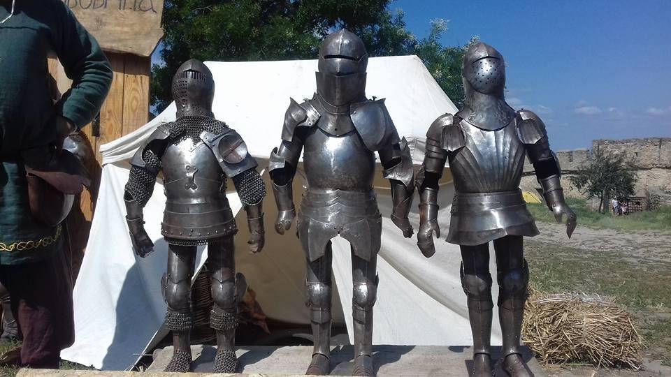 В старинной крепости под Одессой рубились могучие воины (ФОТО, ВИДЕО), фото-5
