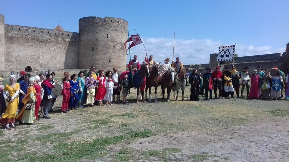 В старинной крепости под Одессой рубились могучие воины (ФОТО, ВИДЕО), фото-10