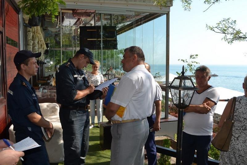 Рестораны на одесских пляжах не готовы к пожарам (ФОТО), фото-7