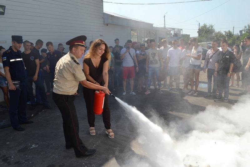 Рестораны на одесских пляжах не готовы к пожарам (ФОТО), фото-4