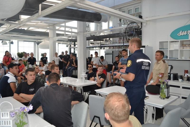 Рестораны на одесских пляжах не готовы к пожарам (ФОТО), фото-3
