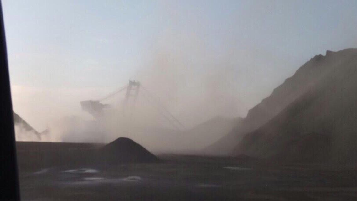 Горел крупнейший частный порт Украины ТИС, фото-2