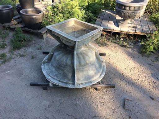 формы для фонтанов