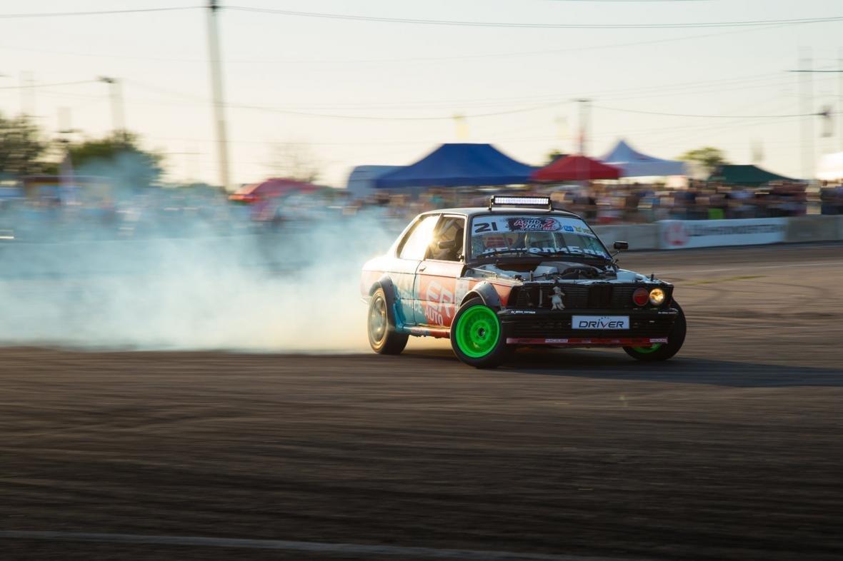 Дым и рев гонки: одесских дрифтеров испытали на скорость (ФОТО), фото-5
