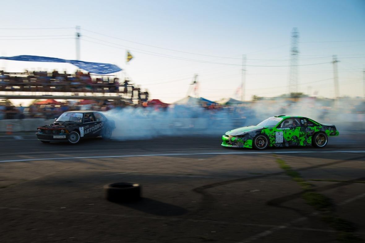 Дым и рев гонки: одесских дрифтеров испытали на скорость (ФОТО), фото-6