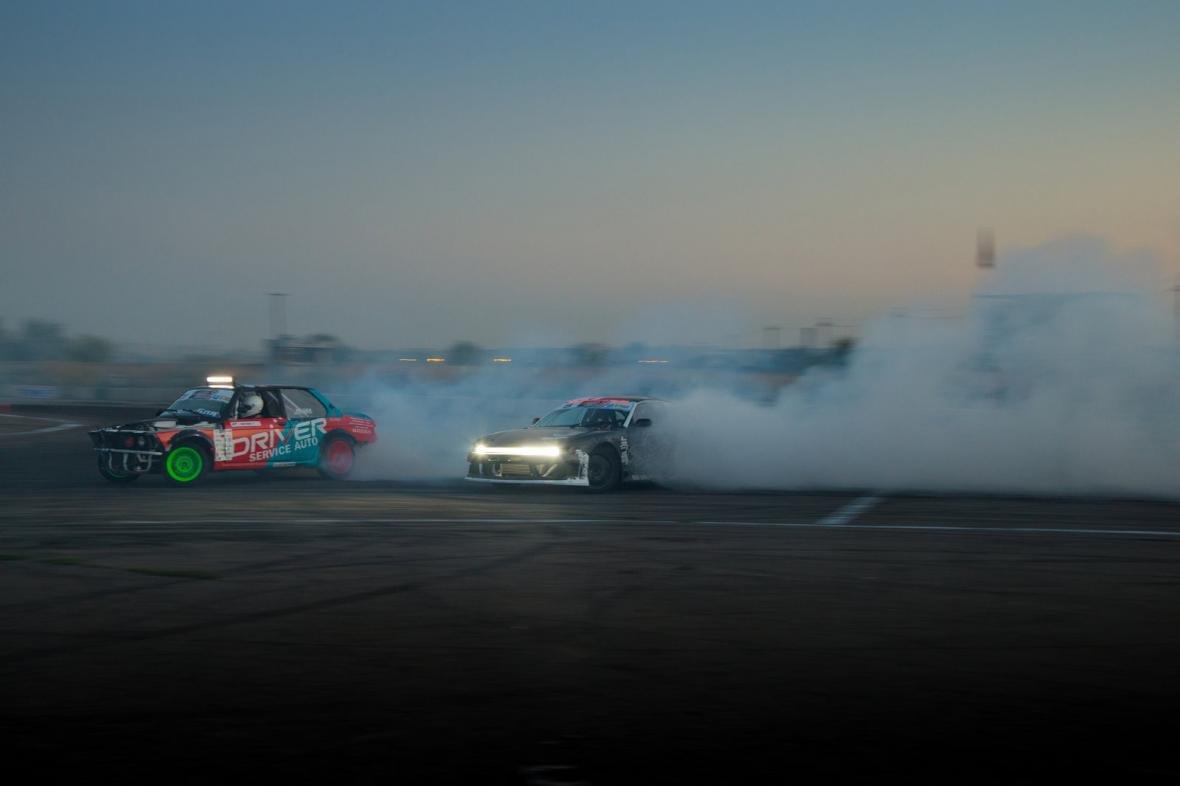 Дым и рев гонки: одесских дрифтеров испытали на скорость (ФОТО), фото-7
