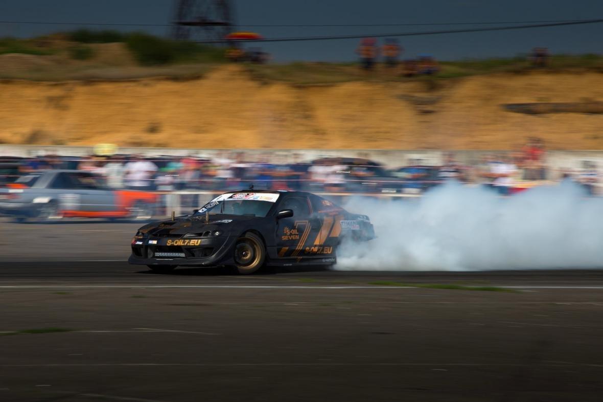 Дым и рев гонки: одесских дрифтеров испытали на скорость (ФОТО), фото-2