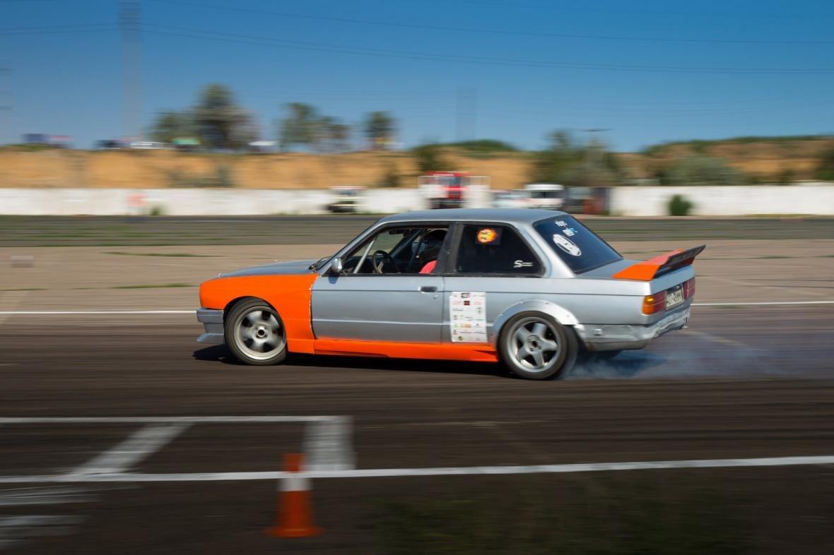 Дым и рев гонки: одесских дрифтеров испытали на скорость (ФОТО), фото-4