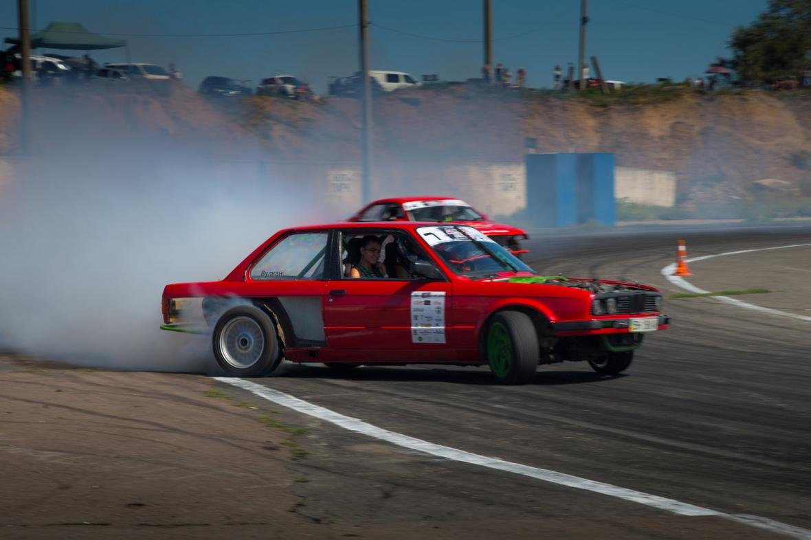 Дым и рев гонки: одесских дрифтеров испытали на скорость (ФОТО), фото-1