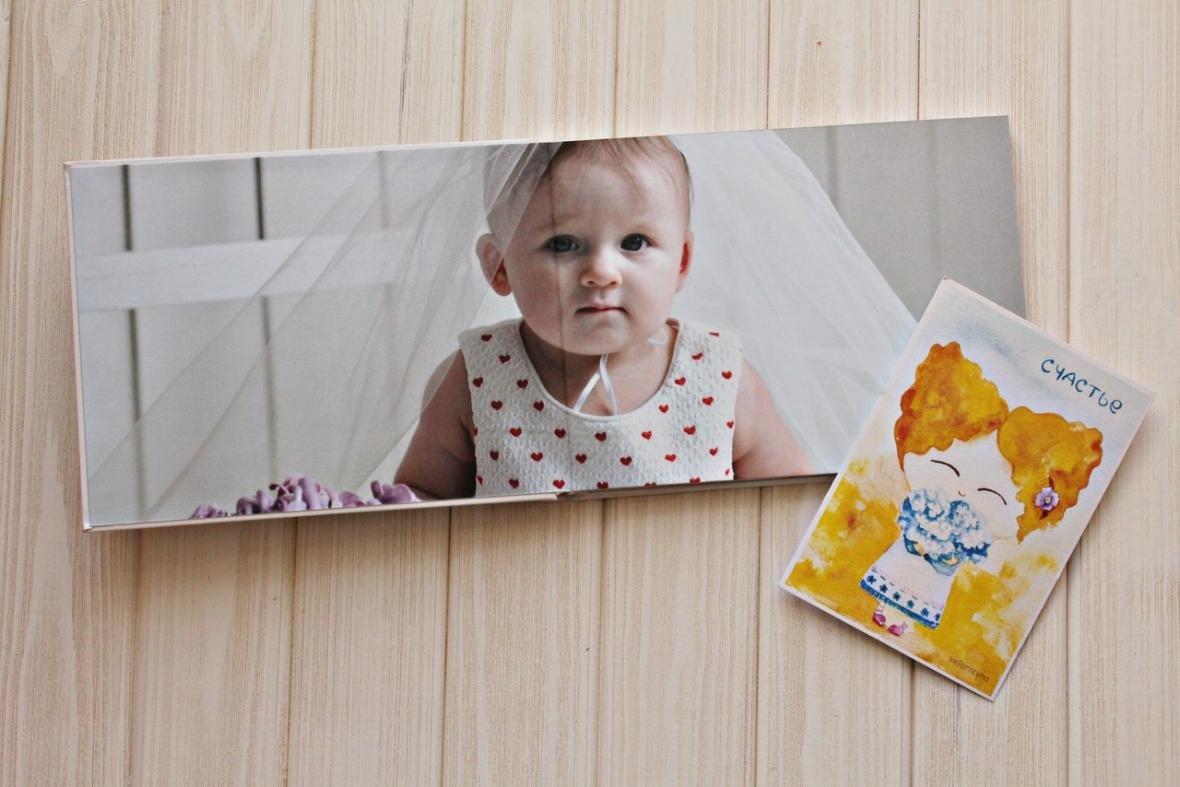 Фотокнига от Mofy.life для Вашего малыша (ВИДЕО), фото-2
