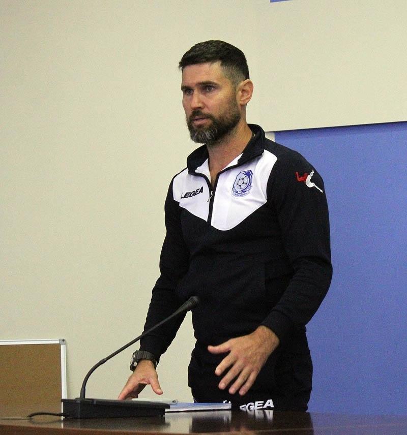 Грановский - все. У Одесских «моряков» появился новый тренер, фото-1