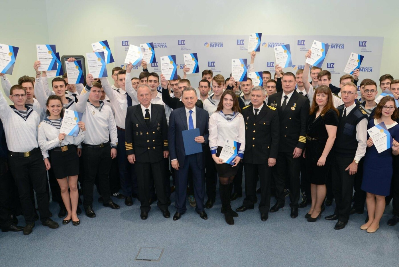 Студенты морских вузов Одессы стали лучшими во всеукраинском конкурсе и летят в Афины, фото-3