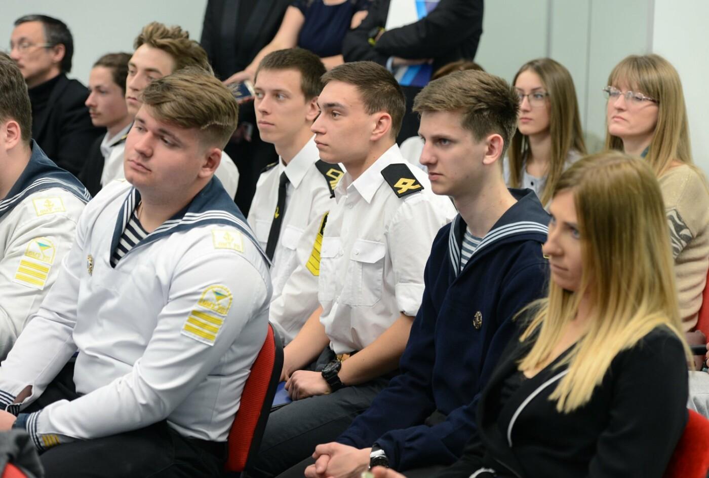 Студенты морских вузов Одессы стали лучшими во всеукраинском конкурсе и летят в Афины, фото-1
