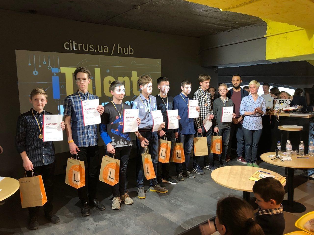 Четверо юных одесситов достойно представили наш регион на Всеукраинском конкурсе «iTalent», фото-6