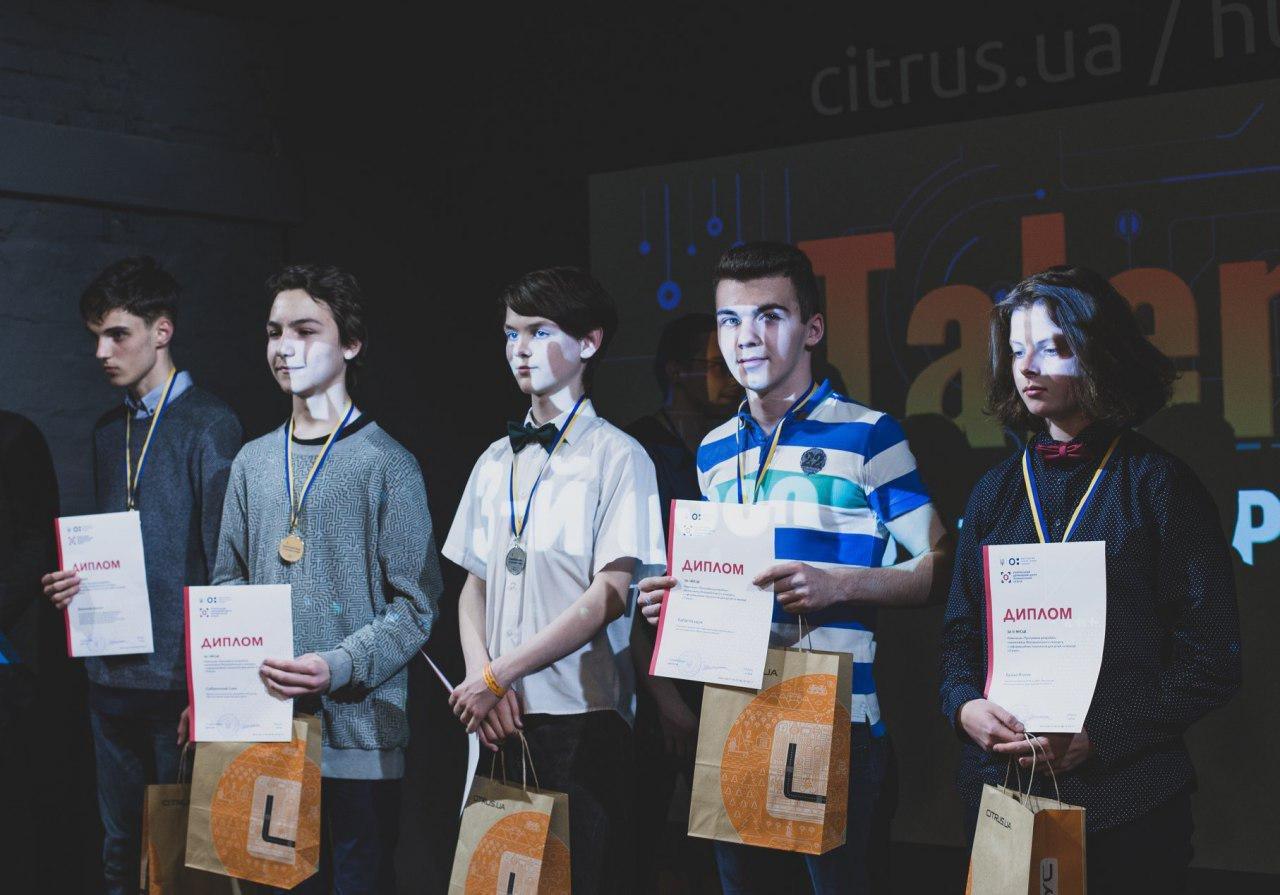 Четверо юных одесситов достойно представили наш регион на Всеукраинском конкурсе «iTalent», фото-3