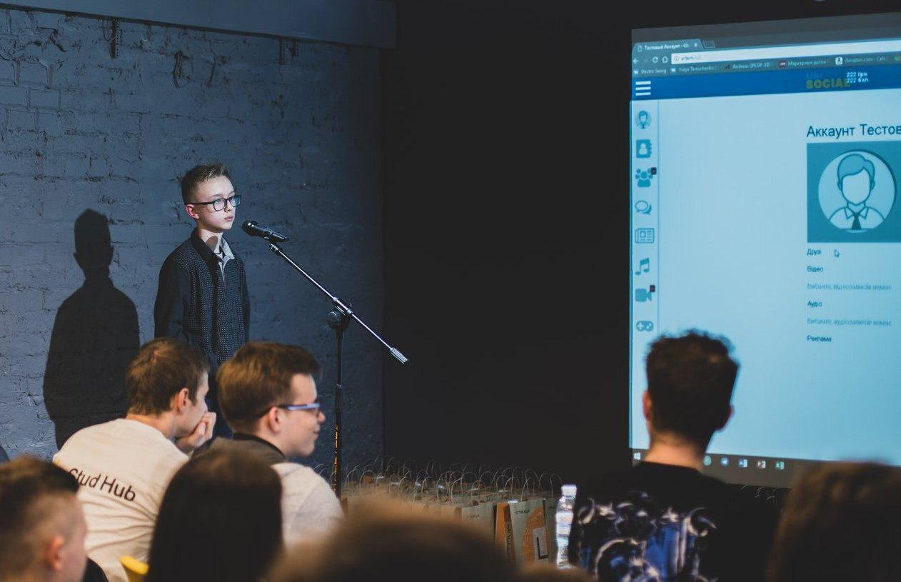 Четверо юных одесситов достойно представили наш регион на Всеукраинском конкурсе «iTalent», фото-2