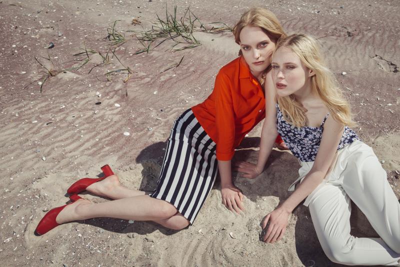 Бренд VOVK представил новый Summer Campaign '18, фото-9
