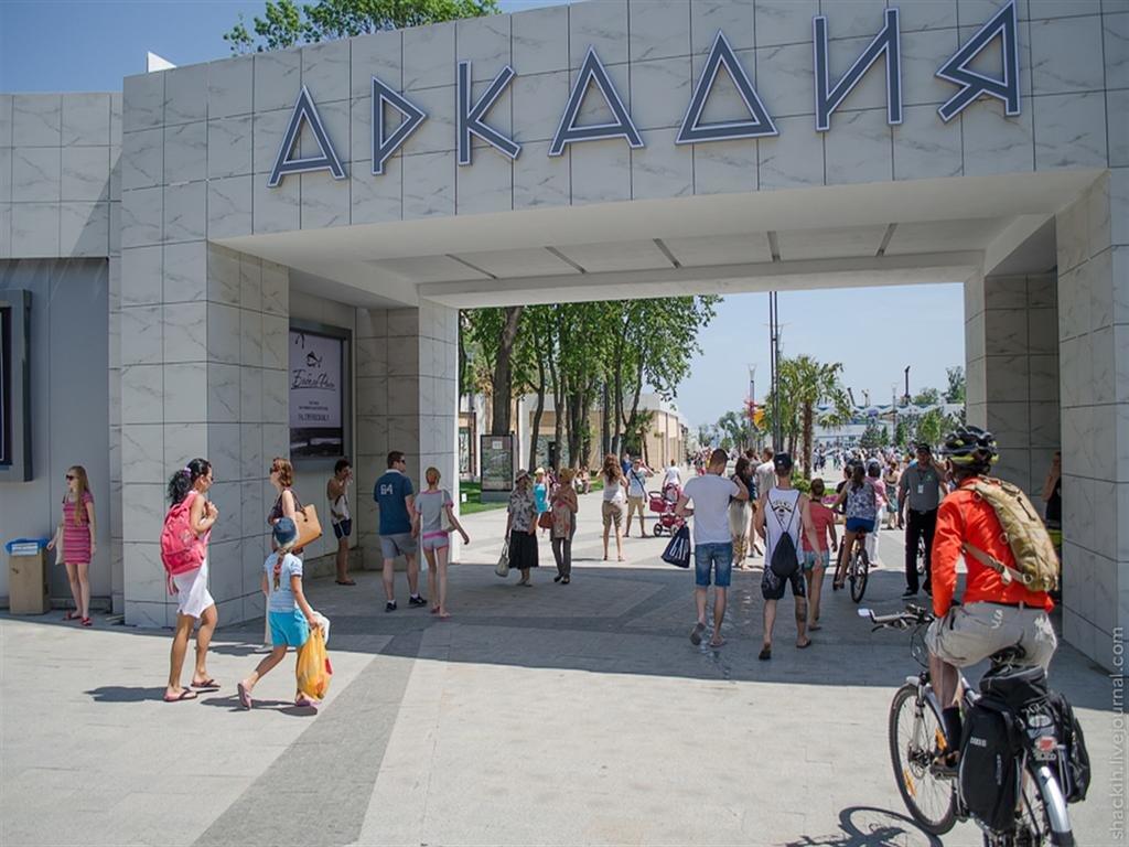 Знаменитая Аркадия: чем привлекает туристов этот район Одессы, фото-1