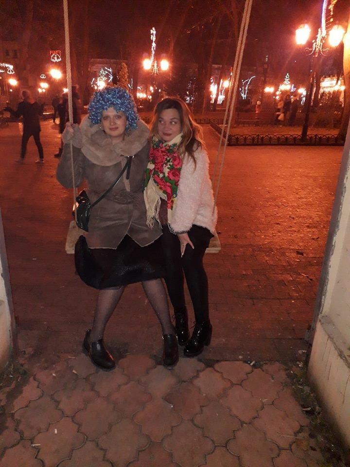 Новый год праздновали в одесском Летнем театре, - ФОТО , фото-1