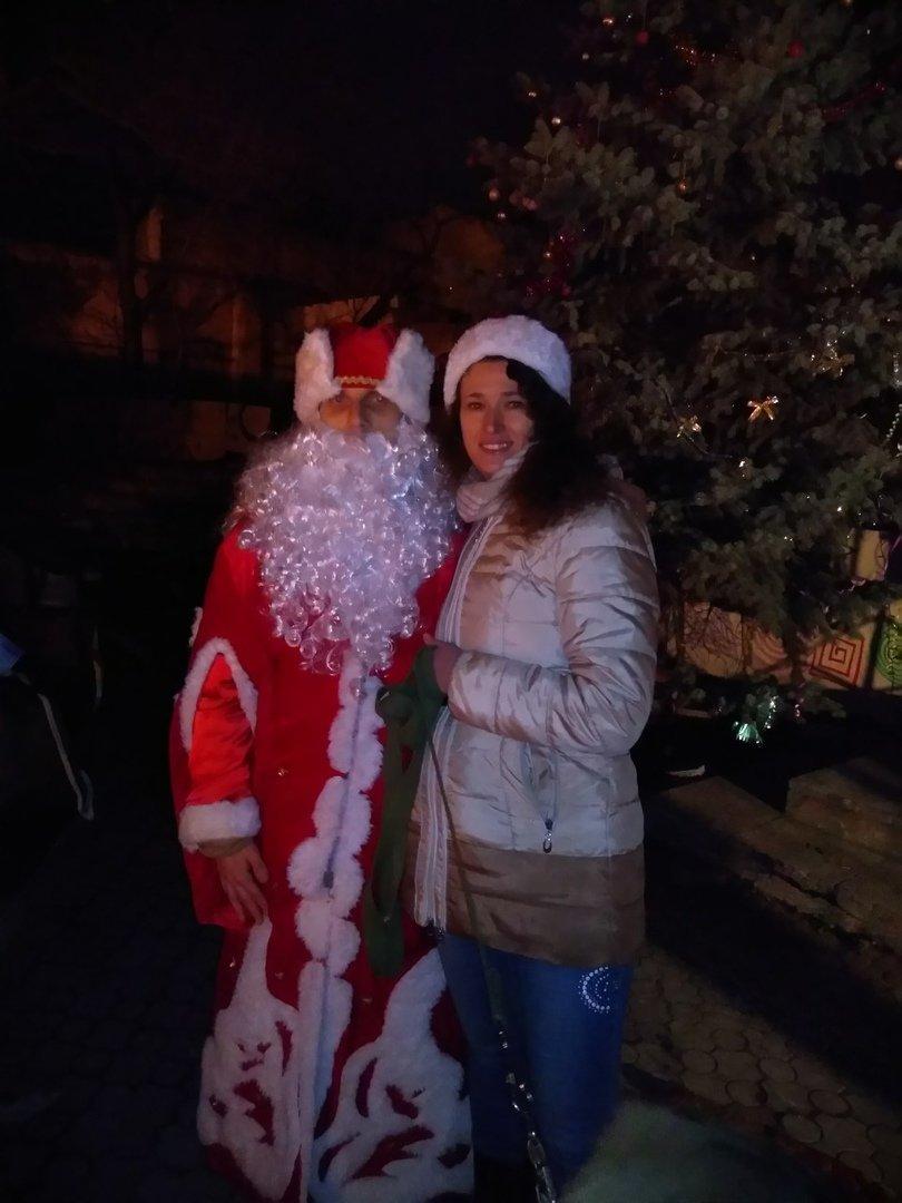 Новый год праздновали в одесском Летнем театре, - ФОТО , фото-4
