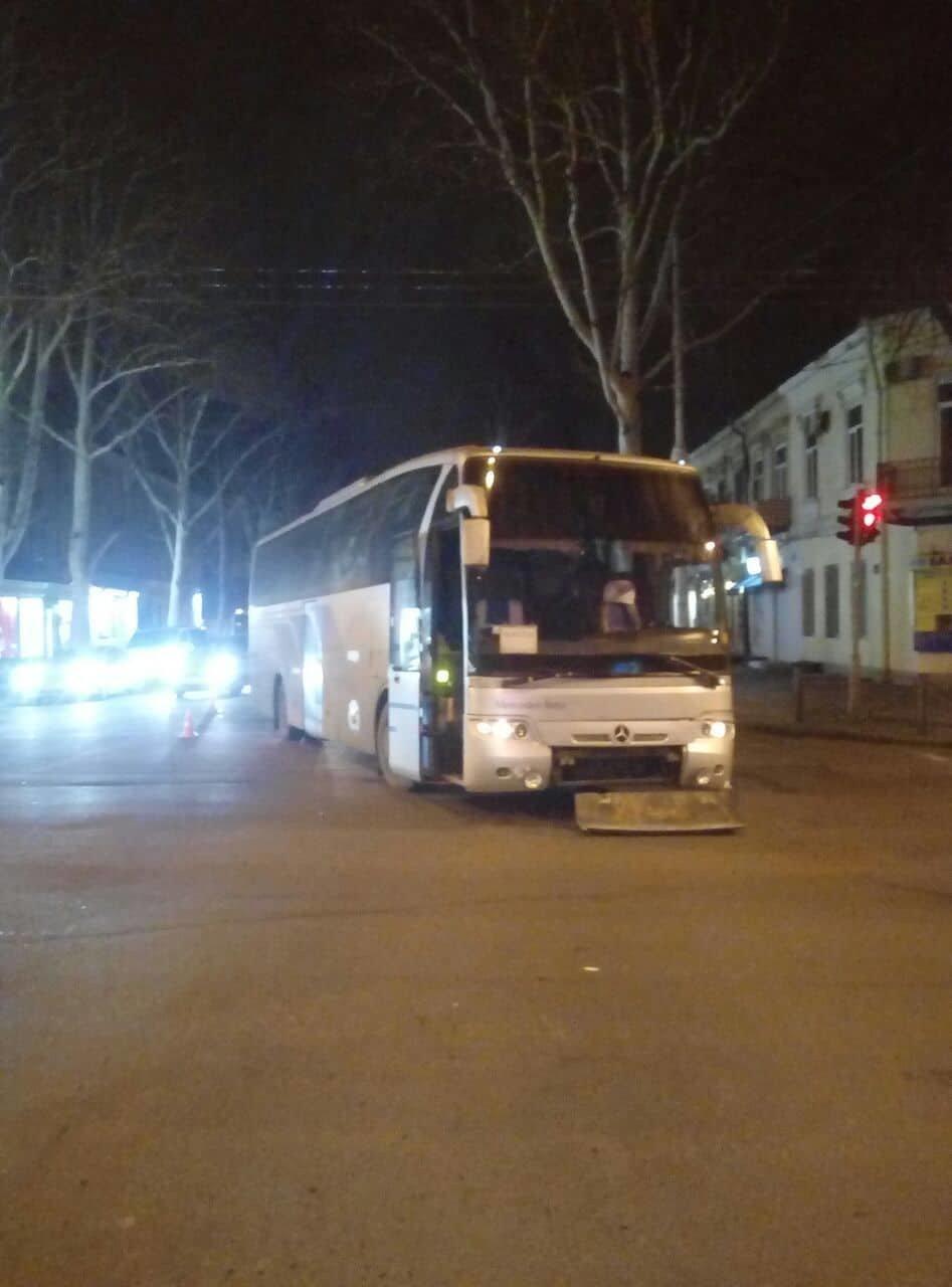 ДТП в центре Одессы: пострадали дети, фото-1