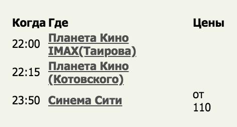 Киноафиша: Одесса готова к просмотрам пяти новых фильмов, фото-6