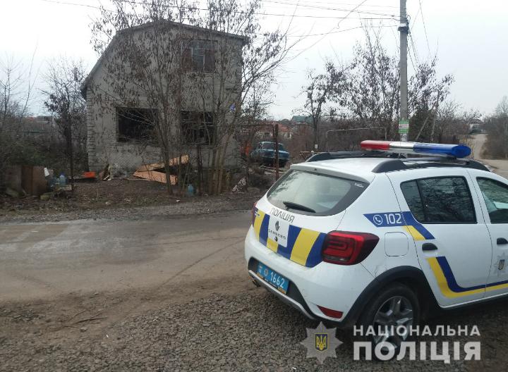 Утром в Одесской области на пожаре нашли тело мужчины, причины смерти неизвестны, - ФОТО, фото-1
