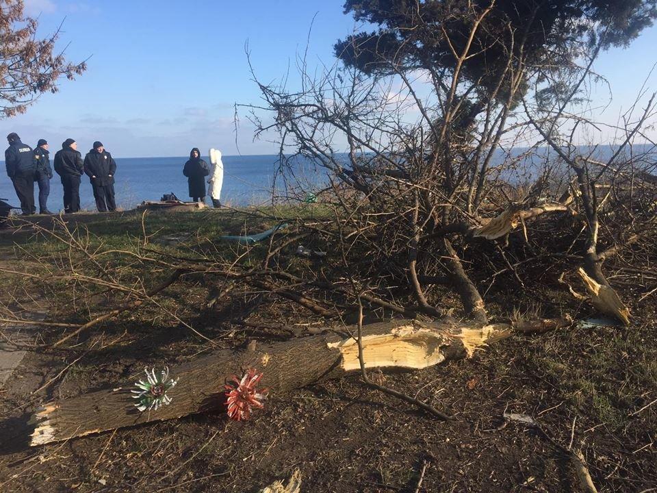 Полиция еще не открыла производство по ночному инциденту на одесском пляже, фото-6