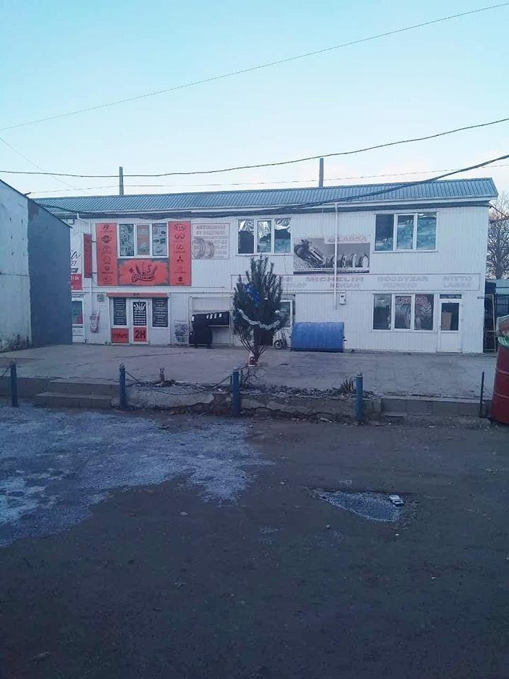 В Одессе ночью снесли магазин вместе с товаром, - ФОТО , фото-1