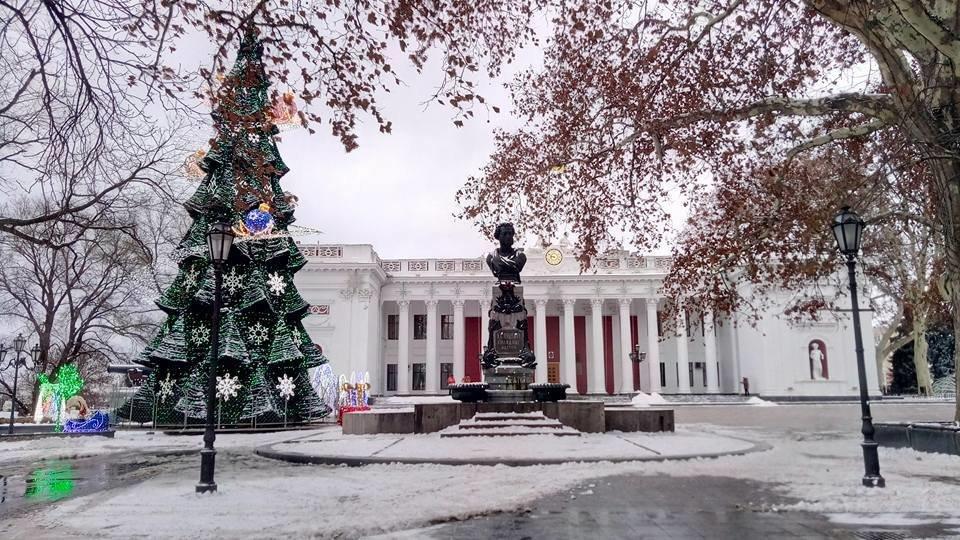 Рождественское утро в Одессе, - ФОТО, фото-14, Фото: Иван Бошку