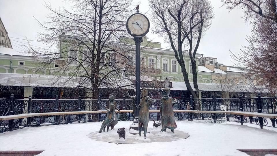 Рождественское утро в Одессе, - ФОТО, фото-6, Фото: Иван Бошку