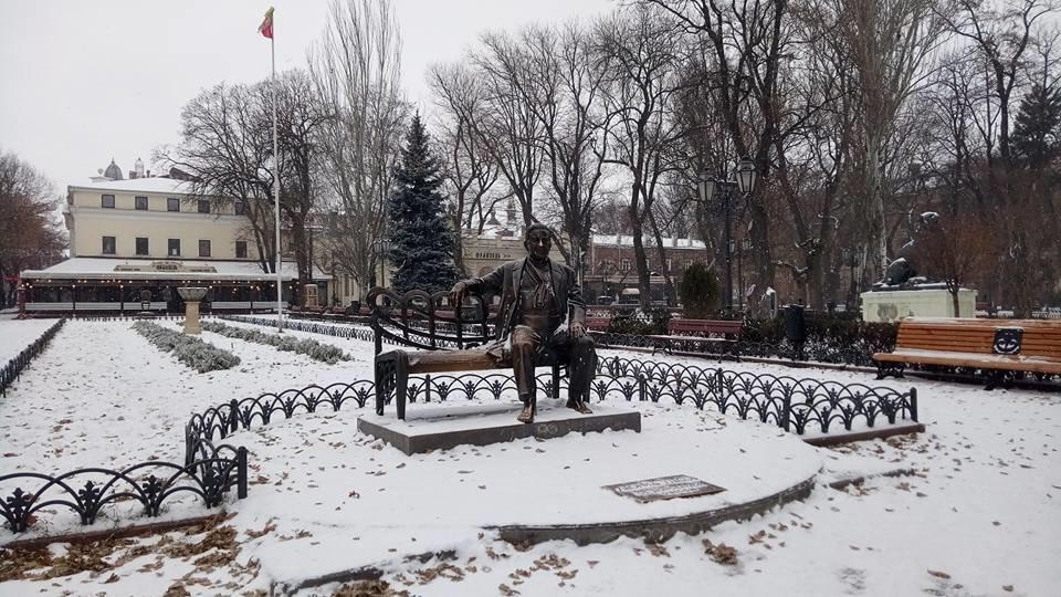 Рождественское утро в Одессе, - ФОТО, фото-10, Фото: Иван Бошку