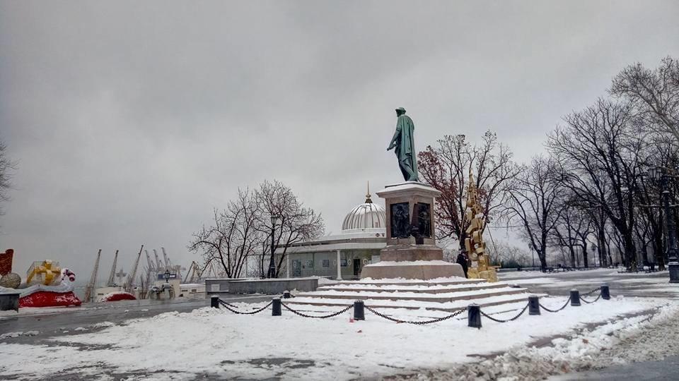 Рождественское утро в Одессе, - ФОТО, фото-1, Фото: Иван Бошку