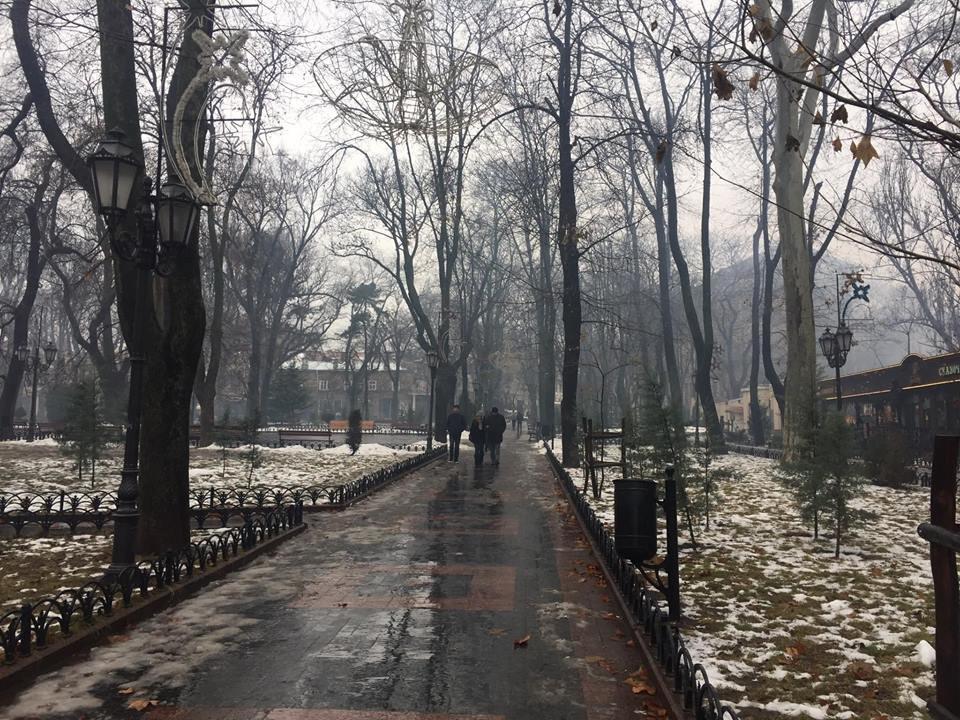 В Одессе едва не сгорел Летний театр, - ФОТО, ВИДЕО, фото-2, Фото: Алексей Костржицкий