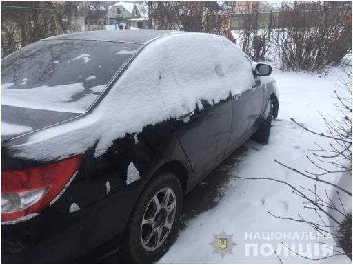 Мужчина угнал в Одессе автомобиль и катался, пока хватало бензина, - ФОТО, фото-1